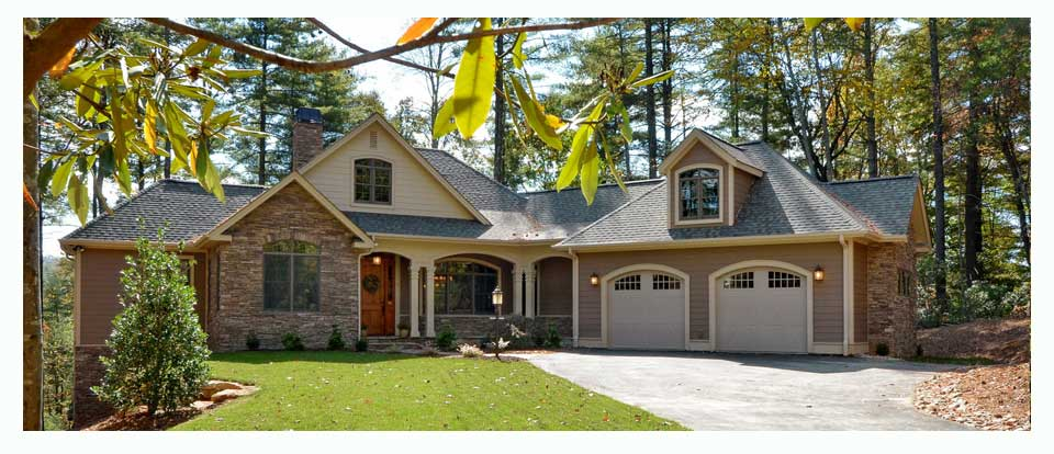 Matthews custom built homes for Custom made homes